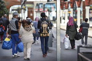 En generös flyktingpolitik kommer att förändra Sverige.