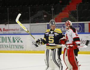 Lukas Klarström är klar för IFK Arboga.