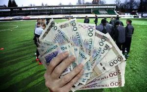 Brageledningen vill sänka spelarlönerna med 30 procent. Foto: