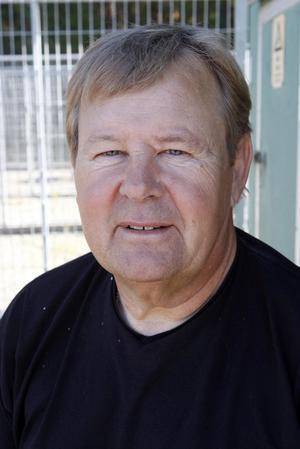 Jonny Svensson är första namn på socialdemokraternas lista i kyrkovalet i Färila.