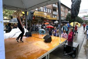 Vinnaren i tävlingen blev Linnea Elfström-Schederin från Ljusne.