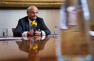 Den intervju som kung Carl XVI Gustaf ställde upp på under måndagseftermiddagen väckte fler frågor än den gav svar.