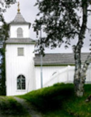 Vallbo lappkapell visas i tv, liksom Handöls kapell och Åre gamla kyrka.