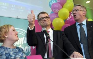Finlands tillträdande statsminister Juha Sipilä (C) är företagsledaren som blivit politiker som vunnit riksdagsvalet genom att tala som en företagsledare.