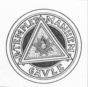 Tempelriddarnas logga