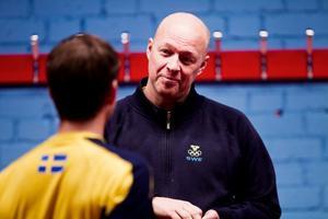 Anders Johansson, sportchef i Svenska bordtennisförbundet.
