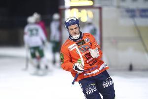 Markus Ståhl kör vidare i den 18:e raka säsongen i moderklubben Bollnäs GIF.