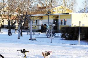 Modulerna vid Celsiusskolan F-6 i Edsbyn bedöms från skolan bara vara en tillfällig lösning. Hösten 2017 har elevantalet här ökat till 220 elever.