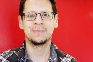 Markus Granbom är lärare på Söderskolan i Sandviken och med och startar upp en ny programmeringsinriktning.