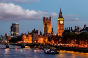 London är staden på allas läppar.