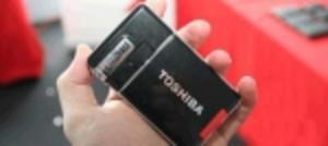 Test: Toshiba S10 är en minimal HD-videokamera