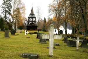 JUBILAR. Hofors kyrkogård fyller 100 år i år och det uppmärksammas genom en enkel utställning i Allhelgona.