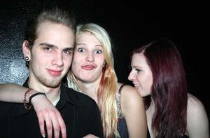 Konrad. Linus, Madde och Emma