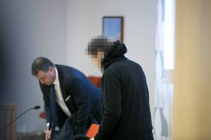 Den 40-årige Ludvikabon företräddes av advokat Folke Dag och Natt.