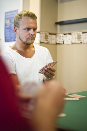 Daniel Eriksson har spelat i sex år.