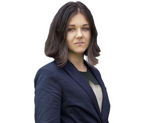 Ledarskribent Amelia Andersdotter.