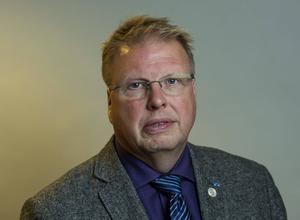 Bengt Eliasson, kulturpolitisk talesperson för Liberalerna.