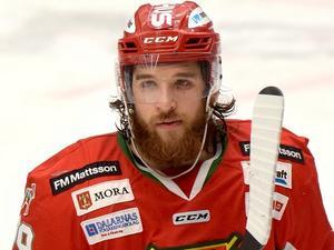 Alex Aleardi kommer inte att finnas i truppen under måndagens match mot Södertälje.