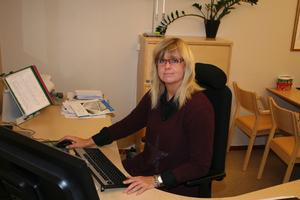 Erica Erixon, rektor för Avesta resurs. | Arkivbild