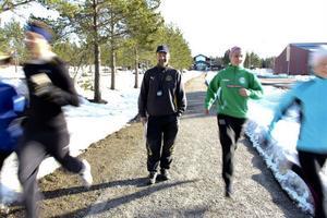 Att träna friidrottsungdomarna från 15 år och uppåt i Söderhamns IF är det roligaste som Göran Johnsson gjort inom sportvärlden.