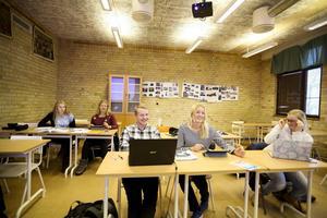 Antalet förstahandssökande till Åre gymnasieskola sjunker igen. Bara en av tre elever väljer att studera vid gymnasiet på hemmaplan. Bilden är tagen vid ett annat tillfälle.