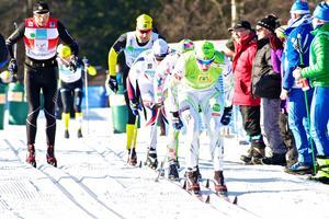 Mora kommun finns dels med på listan över årets idrottskommun och dels på listan över årets elitidrottskommun. Bilden är tagen i samband med Vasaloppet 2012.