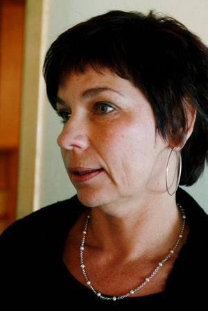 Carina Cetterström.