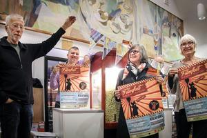 Kilafors biografförening är glada arrangörer av årets filmfest.