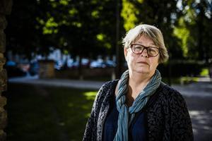 Farlig miljö. Som journalist i Mellanöstern är det ofrånkomligt att då och då hamna i farliga situationer, säger Lotta Schüllerqvist. Foto: Marc Femenia.