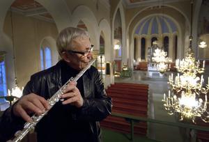 Björn J:son Lindh och Janne Schaffer spelade ihop i olika konstellationer av och till under sammanlagt 43 år. Foto: Håkan Ekebacke / Arkiv