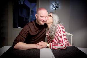 """""""Anna var fantastisk med mig, hon förstod och hade tålamod"""", säger Anders."""