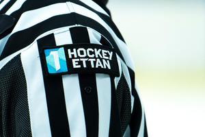 Hockeyettan ger sin syn och förslag på hur de tycker att serierna bör göras om – och föreslår att skrota Hockeyallsvenskan.Bild: Jesper Zerman/Bildbyrån