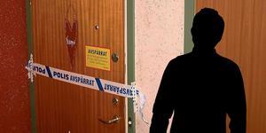 Mordet skedde den 15 januari 2006, nu vill mördaren ha tidsbestämt straff.                         Foto: Torgny Narfström (arkiv)