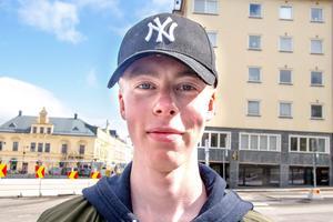 Tom Bergqvist, 16, studerande, Liden: