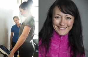 Tess Ellaway och Marion Käll hjälper oss att läsa av hur våra kroppar mår på insidan.