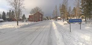 I ytterberg finns cirka 140 fastigheter som berörs av kommunens beslut om väghållning.
