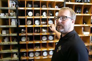 Behöver du en udda manometer är Daniel Liss den du ska ringa. Manometerfabriken i Leksand har specialiserat sig på kundanpassade produkter.
