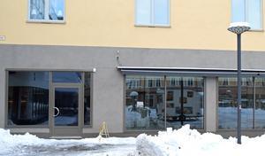 Här är det tänkt att den italienska restaurangen ska öppna.