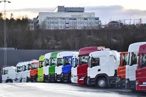 Scania planerar omfattande personalnedskärningar till följd av coronakrisen. Arkivbild.