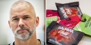 Kenneth Wallström är vd för Pastillfabriken.