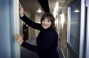 Lotte Bromé meddelar att hon lämnar Sveriges radio. Foto: Foto: Claudio Bresciani / TT