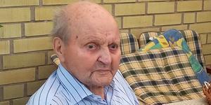 Signar Johansson, Östervåla, har avlidit nära 99 år gammal.