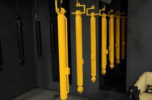 Hydraulcylindrar har varit en viktig del av produktionen för Edvin Larssons mekaniska i över 50 år.