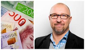 Johan Schönbeck tycker inte att den ekonomiska prognosen är särskilt oroande. Bild: TT / Magnus Grimstedt