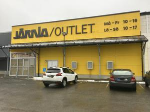 Butikskedjan Järnia Outlet, med en av åtta butiker i Nässjö, ska läggas ned.