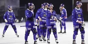 Motala är illa ute i kvartsfinalserien mot favoriten Villa. Bild: Jeppe Gustafsson / TT