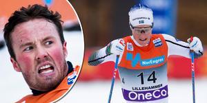 Emil Iversen och Jens Burman.