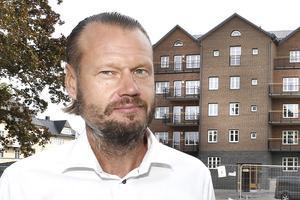 Centrumfastigheter har i huvudsak hyresrätter i kommunen. – Det är bara i Hamnhus 1 i Norrtälje Hamn som vi har bostadsrätter, resten är hyresrätter, säger Magnus Fagerström.