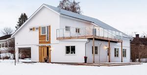 Villan på Enhagen är veckans mest klickade.Foto: PAX