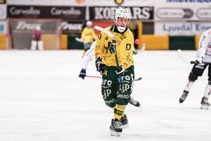 Två mål blev det för målkungen Jonas Pettersson, men också en missad straff.